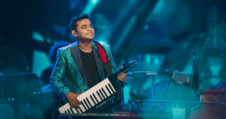 Image result for a r rahman